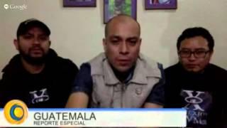 """#ENVIVO I """"Impacto Ovni"""" en Jalapa, Guatemala; ¡EE.UU se lo llevó! @yohanandiaz"""