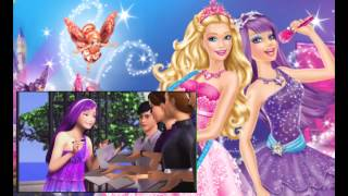 Barbie: De Prinses en de Popster - Super Dag