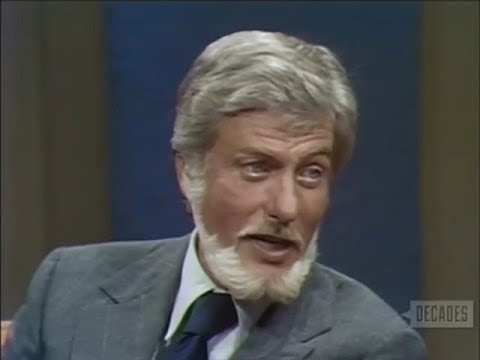 Dick Van Dyke Interview on The Dick Cavett Show 1974