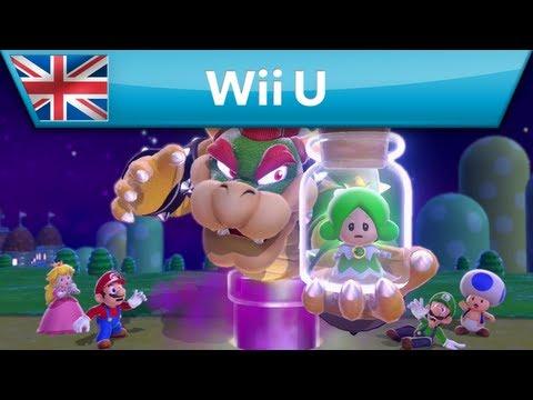 SUPER MARIO 3D WORLD - Trailer 2 (Wii U)