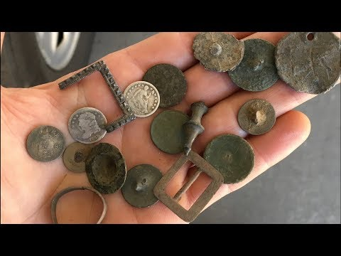 Metal Detecting Charleston, SC: Colonial, Silver And More!