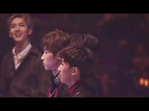 The Untamed Boys ~ Tencent Music Entertainment Award 2019/12/08