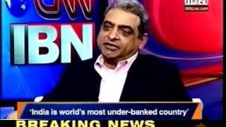 premkumar seshadri from hcl infosystems on leader talk cnn ibn