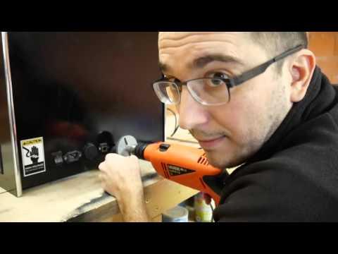 Construction bornes arcade : Sortie HDMI, USB et Jack