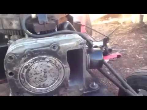 Blown head gasket on 18.5HP Briggs And Stratton ELS 500 ser