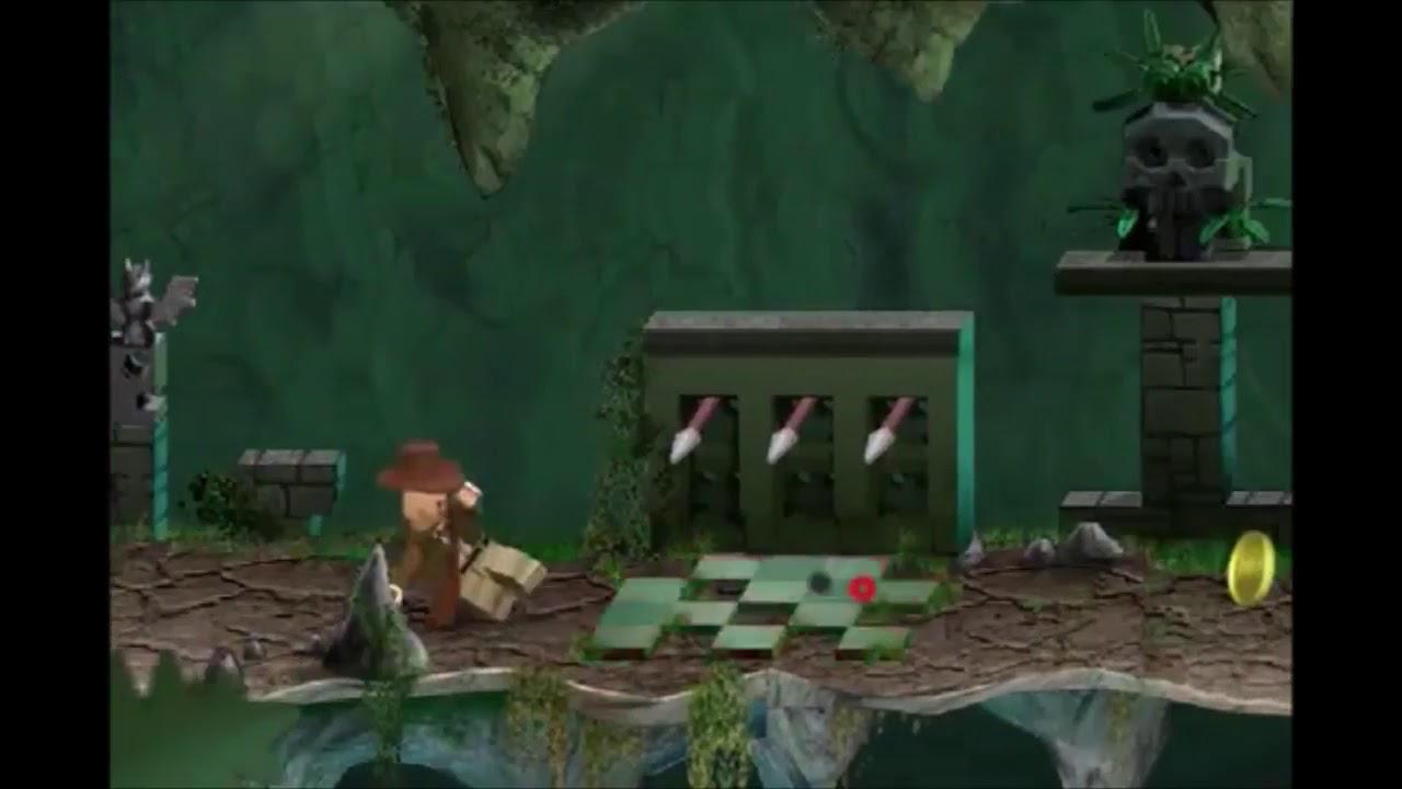 Lego Indiana Jones: The Original Adventures - Fun Online Games