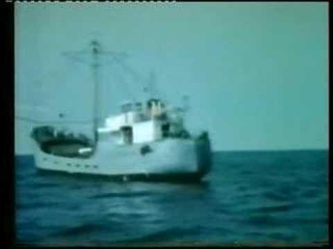 Capital Radio off the Dutch Coast 1970