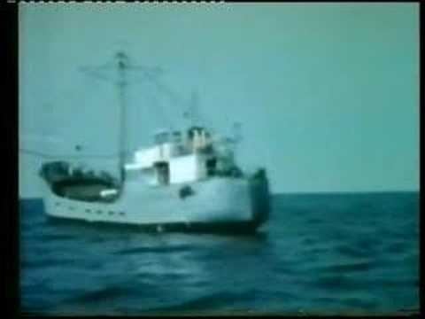 Capital Radio off the Dutch Coast 1970