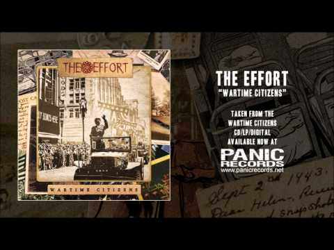 The Effort - Wartime Citizens mp3
