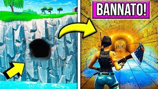 5 TRUCCHI di FORTNITE che NON SAPEVI! | Fortnite Top 5 GLITCH