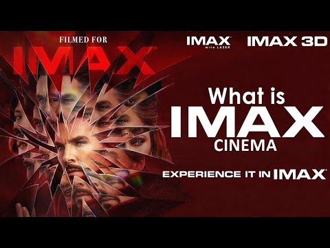 What Is IMAX ?? Explained [Hindi]