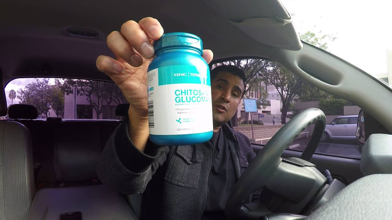 GNC Chitosan with Glucomannan Review - YouTube