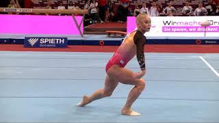 MELNIKOVA Angelina (Russia) Floor