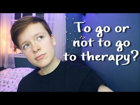 How To Know If You Should Go To Therapy