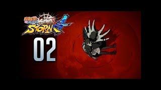 Naruto Shippuden: Ultimate Ninja Storm 4 - Ep2 | MASACRE