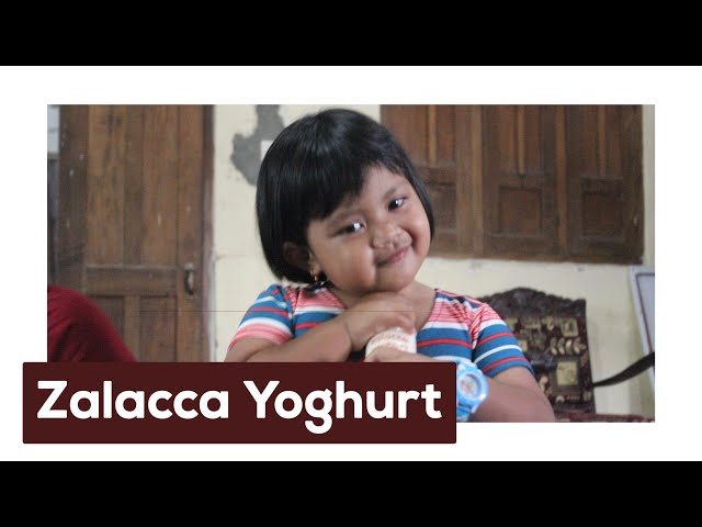 Zalacca Yoghurt-Social Project Competition-UII-Excellent Community 2016
