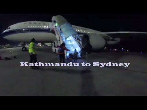 Nepal (Kathmandu) To Australia ||Sydney || PSG Vlog || Jai Nepal
