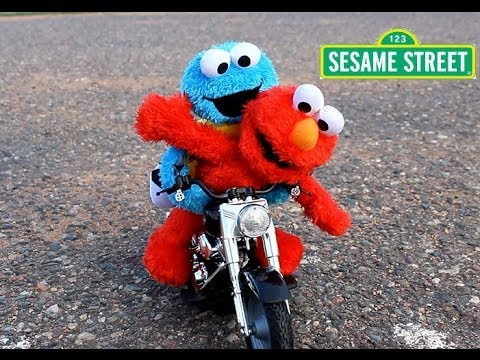 Elmo's Little Drive|Universal Wonderland|Attractions ...