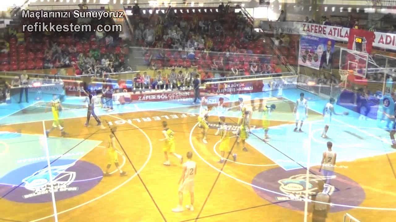 Bursa Basketbol U12 Erkekler MG Spor 67 Ornek Kolej 64
