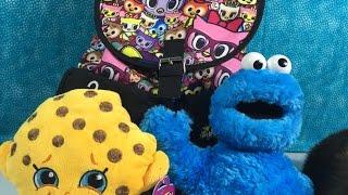 Shopkins Moofia Minions Frozen Funko Lalaloopsy MLP Surprise Tokidoki Backpack Unboxing