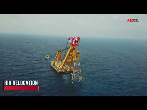 Decommissioning, Relocation, Modification & Commissioning DRMC 2019 | Redtech Offshore Malaysia