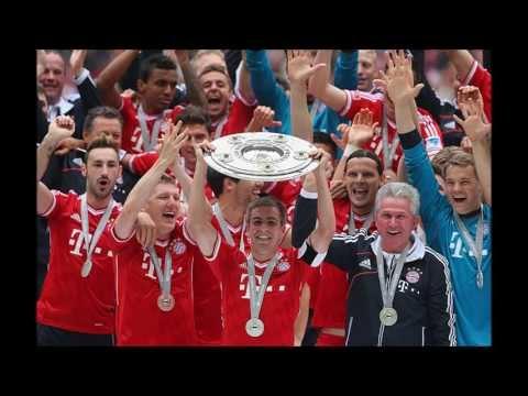 Tage voller Sonne - FC Bayern München