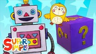 Скачать Mystery Box 1 Preschool Song Super Simple Songs