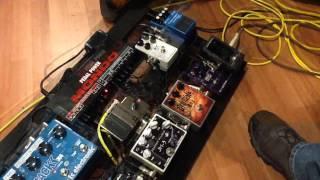 Johnny Hiland 2015 pedal board setups part 1