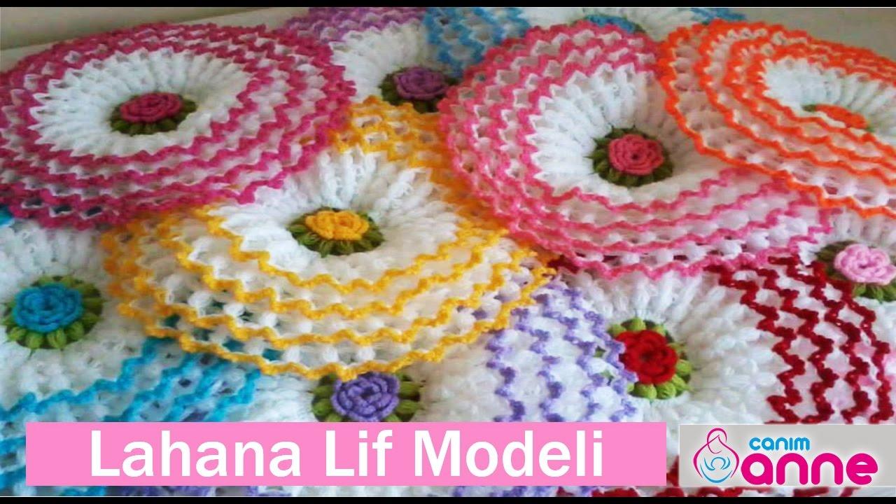 Lahana Lif Modeli Yapılışı