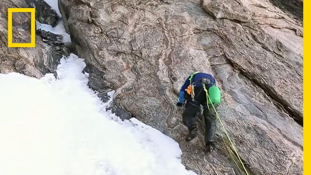 Mike Libecki & Cory Richards: Antarctic Mountain Climbing | Nat Geo Live