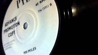 900 miles - kenny ball & his jazzmen - hmv 1965