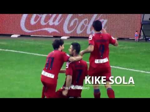 "Kike Sola ᴴᴰ - Welcome to Athletic Bilbao  "" Our New Striker "" 1080 p"