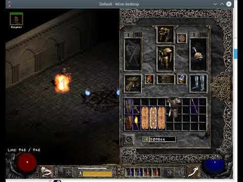 Diablo 2 - Will the casting speed bug on vampire(trang set) form be fixed?