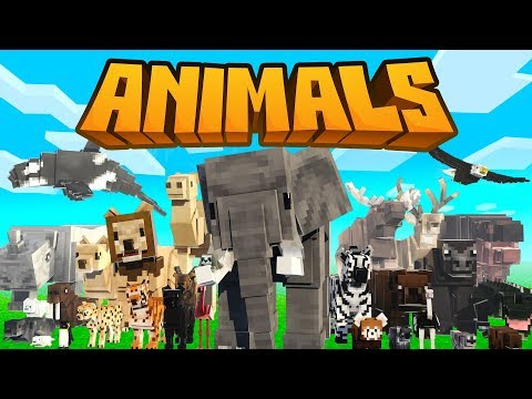 Animals - Minecraft Marketplace Map