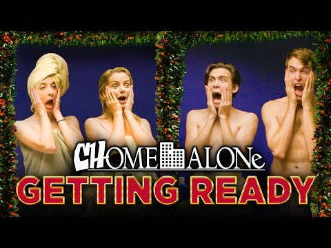Getting Ready Takes Longer For Girls (CHome Alone 3/5)