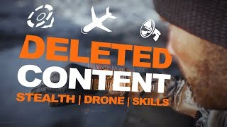 What Content Was Deleted? (Tom Clancy