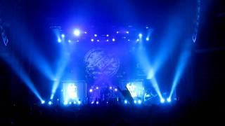 "Machine Head playing ""Imperium"" at Coliseu dos Recreios in Lisboa, 17/11/2011."