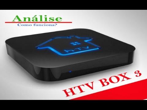 Htv Box 3 (Canais de TV - Filmes - Series)