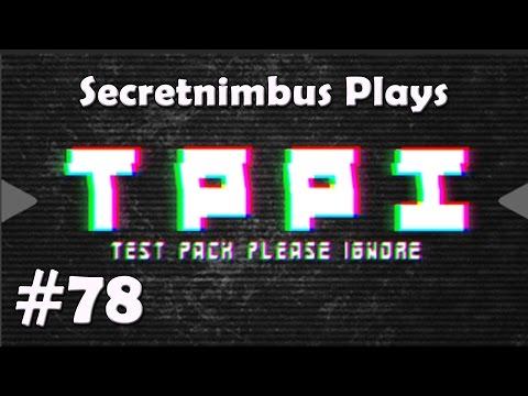 Let's Play Minecraft FTB TPPI #78 - Reshuffle