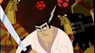 Samurai Jack - The Premiere Movie (2001) Trailer (VHS Capture)
