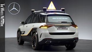 Mercedes-Benz ESF 2019 Experimental Safety Vehicle