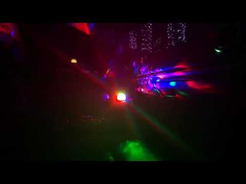 LED Car USB Atmosphere Light DJ RGB Mini Colorful Music Sound Lamp