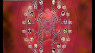 Dragon Ball Raging Blast 2 world tournament