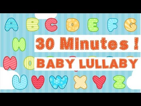 ABC Song   30 Minutes Loop  Alphabet Nursery Rhyme Soft Lulla for Kids & Babies