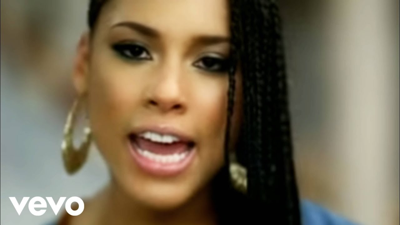 Alicia keys old songs list