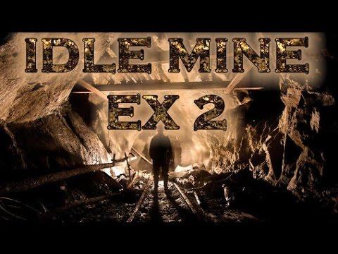 Idle Mine EX 2  Gameplay (Kongregate)
