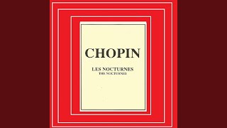 Nocturnes in B-Flat Minor, Op. 9: I. Larghetto