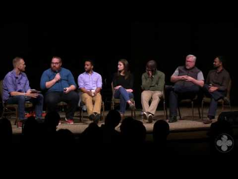 The Gospel & Race - Panel Discussion