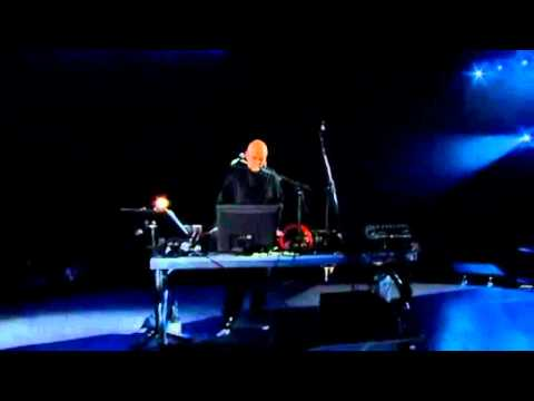 Peter Gabriel - Here comes the Flood - by eucos