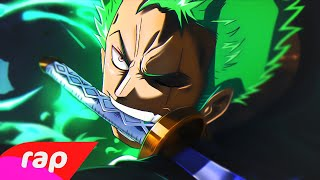 Rap do Zoro (One Piece) - O MAIOR ESPADACHIM DO MUNDO | NERD HITS